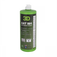 3D AAT 501 Rubbing Compound