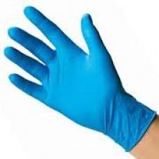 HANDPLUS Nitrile Glove Powder Free Large - Pair