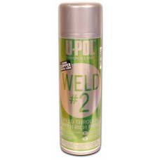 U-POL WELD#2™Weld Through Copper 450ml Aerosol